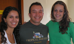 Study Portuguese in Florianópolis with friends