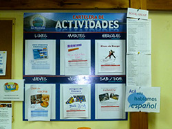 Bariloche Spanish Course Activities