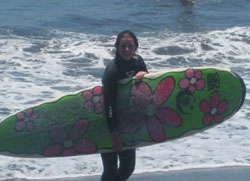 Learn Spanish and surfing in Pichilemu