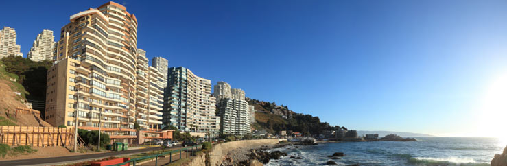 Viña del Mar Spanish Language School, Language Courses and Language Travel - © Luis Sandoval Mandujano