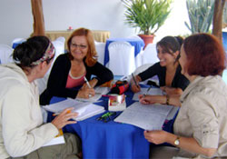 Study Spanish on the Galapagos Islands in group courses