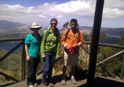 Otavalo Spanish language school hike