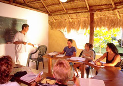Spanish school courses in Playa del Carmen