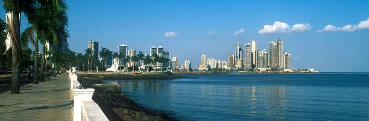 Panama City Photos - © Steven Allan