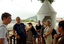 Spanish language school tour in Panama City