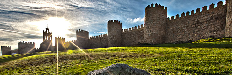 Learn and Study Spanish in Ávila - © Johnny Dao