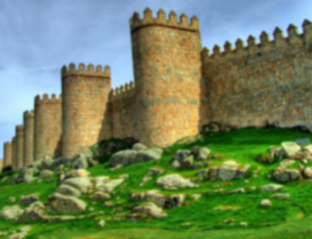 Learn Spanish in &Aacutevila