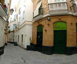 Accommodations in Cádiz