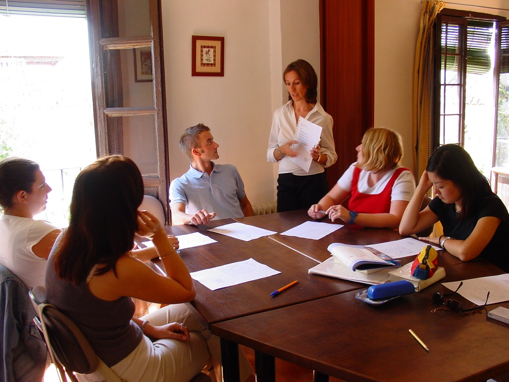 Language Course in Granada