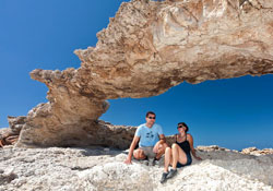 Study Spanish and explore on Ibiza