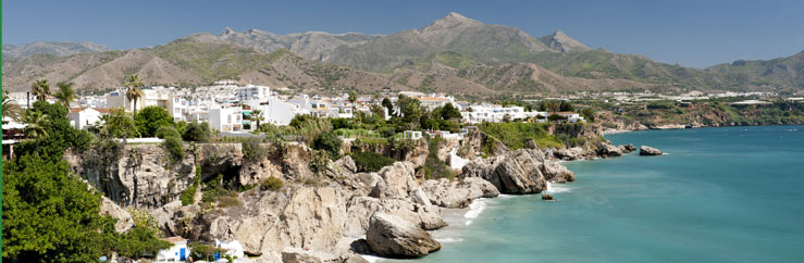 How to get to the Language School in Nerja - © Fotomicar