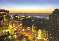 The Spanish nightlife in Montevideo